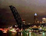 1996: Cleveland Flats across the Cuyahoga River