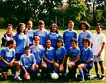 Football: Renegades Women's Soccer year two 1994