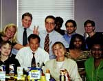 Group: Farewell Party at University of Chicago Hospitals 1997