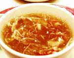 Wedding: shark fin soup