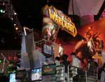 Blizzard: World of Warcraft Booth