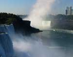 Niagara Falls: American Side from Observatory Deck