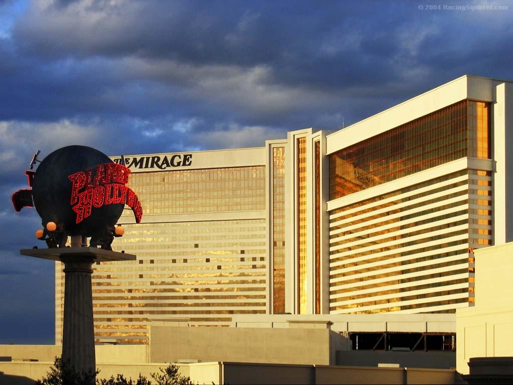 Las Vegas Hotel Mirage