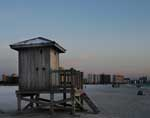 Clearwater Beach: Lifeguard House