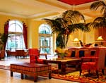 Renaissance International Plaza: Tampa Florida USA, lobby